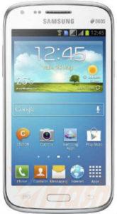 Cara Flashing Samsung GT I8262 Galaxy Core via Odin