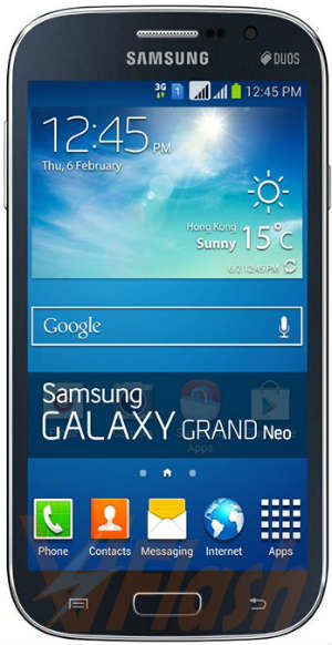 Cara Flashing Samsung GT-I9060 Galaxy Grand Neo Stok ROM via Odin