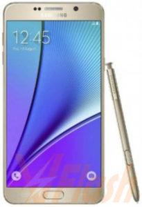 Cara Flashing Samsung Galaxy Note 5 SM N9208 via Odin