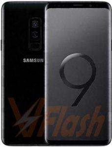 Cara Flashing Samsung Galaxy S9 Plus SM G965F via Odin