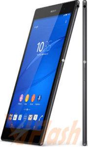Cara Flashing Sony Xperia Z3 Tablet Compact SGP621