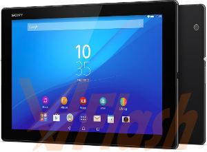 Cara Flashing Sony Xperia Z4 Tablet SGP771 via Sony Flasher