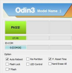 Cara Flashing Samsung Galaxy Note 1 N7000 via Odin