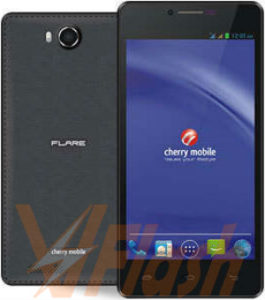 Cara Flashing Cherry Mobile Flare S3 Lite via SPD Upgrade Tool