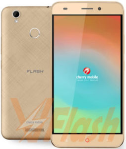 Cara Flashing Cherry Mobile Flash via Flashtool