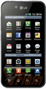 Cara Flashing LG Optimus Black P970 via LG Flashtool