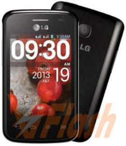 Cara Flashing LG Optimus L1 II Dual E420 via LG Flashtool