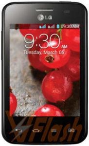 Cara Flashing LG Optimus L3 II Dual E435 via LG Flashtool