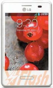 Cara Flashing LG Optimus L3 II E425 via LG Flashtool