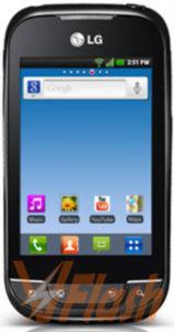 Cara Flashing LG Optimus Net P698 Flashtool