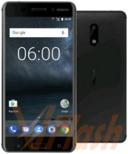 Cara Flashing Nokia 6 TA 1000 via QFIL Flashtool