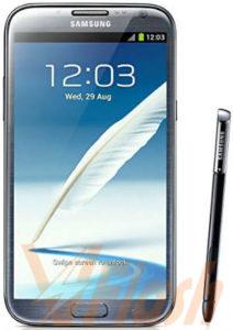 Cara Flashing Samsung Galaxy Note 2 GT N7100 via Odin