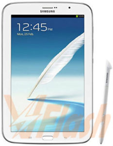 Cara Flashing Samsung Galaxy Note 80 GT N5100 via Odin