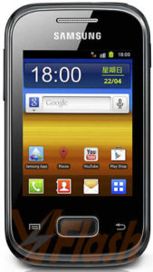 Cara Flashing Samsung Galaxy Pocket GT S5300 via Odin