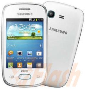Cara Flashing Samsung Galaxy Pocket Neo GT S5312 via Odin