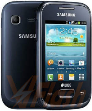 Cara Flash Samsung Galaxy Young GT-S6310 via Odin