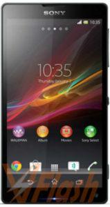 Cara Flashing Sony Xperia Z C6503 via Sony Flasher