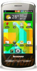 Cara Flashing Android Lenovo A65 via Flashtool