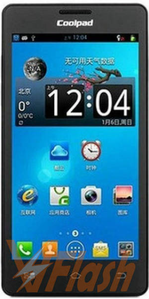 Cara Flashing Coolpad 5218D Firmware ROM via Mi Flash Tool