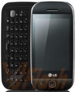 Cara Flashing LG GW620 via LG Flashtool