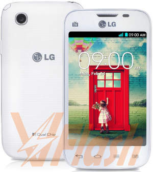 Cara Flashing LG L40 Dual D170 via LG Flashtool
