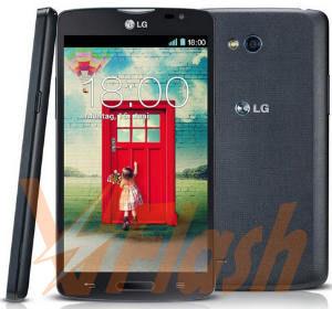 Cara Flashing LG L80 Dual D380 via LG Flashtool