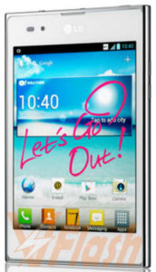 Cara Flashing LG Optimus Vu P895 via LG Flashtool