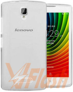 Cara Flashing Lenovo A2580 via Flashtool