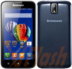 Cara Flashing Lenovo A328T via Flashtool