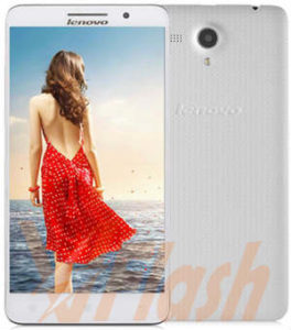 Cara Flashing Lenovo A616 via Flashtool