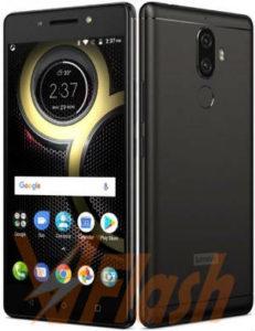 Cara Flashing Lenovo K8 Note XT1902 3 via Flashtool