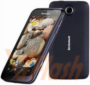 Cara Flashing Lenovo P700 via Flashtool