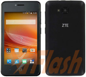 Cara Flashing ZTE Blade A5 Pro Firmware ROM via SPD Flash Tool