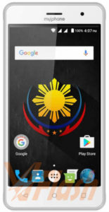 Cara Flashing MyPhone My75 DTV via SP Flashtool