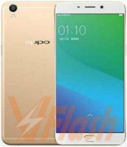 Cara Flashing Oppo R9 Plus via QFIL Flashtool