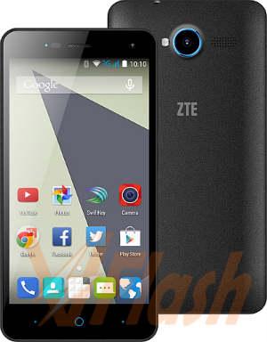 Cara Flashing ZTE Blade L3  Firmware ROM via SP Flash Tool