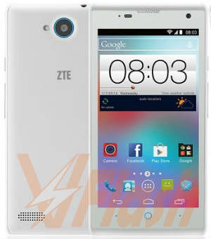 Cara Flashing ZTE Maxx Dual SIM Firmware via SP Flash Tool