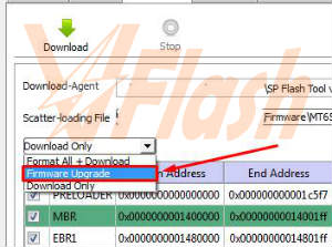 Cara Flash Acer Liquid E3 E380 via SP Flash Tool Hanya 10 Menit
