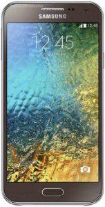 Cara Flashing Samsung Galaxy E5 SM E500H via Odin