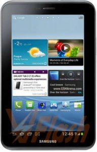Cara Flashing Samsung Galaxy Tab 2 GT P3110 via Odin