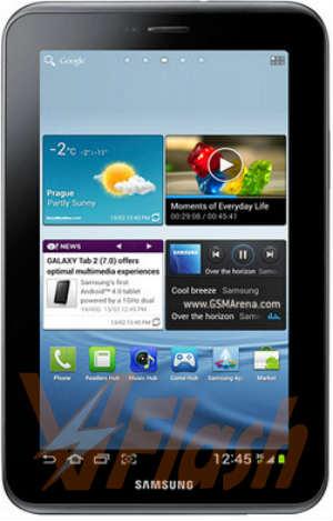 Cara Flash Samsung Galaxy Tab 2 GT-P3110 via Odin