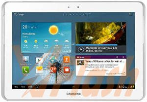 Cara Flashing Samsung Galaxy Tab 2 GT P5100 via Odin