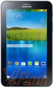Cara Flashing Samsung Galaxy Tab 3 V SM T116NU via Odin