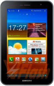Cara Flashing Samsung Galaxy Tab GT P6200 via Odin