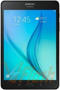 Cara Flashing Samsung Galaxy Tab A SM P355 via Odin