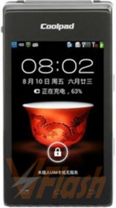 Cara Flashing Coolpad A520 via YGDP Flashtool