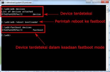 Cara Flash Asus Asus ZenFone 3 Laser ZC551KL via ADB Tool