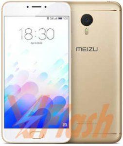 Cara Flash Meizu M3 Note Update OTA via Recovery