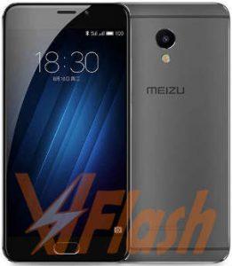 Cara Flash Meizu M3E Update OTA via Recovery