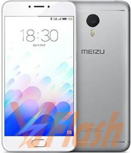 Cara Flash Meizu M3S Update OTA via Recovery